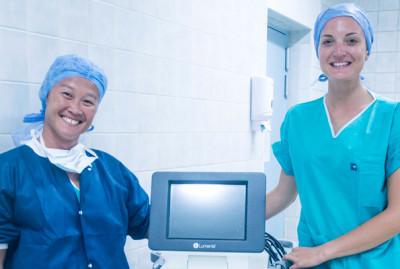 Un nouveau laser en urologie