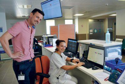 Le DPU – Dossier patient des urgences – pour améliorer  la prise en charge