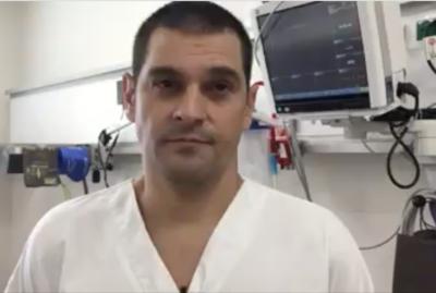 Écoutez les conseils du docteur Olivier Müller, le chef de nos urgences